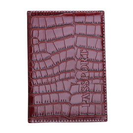 Fashion Passport Holder Protector women men Wallet