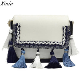 Fashion Women Messenger Bags Girls Women Retro