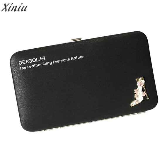 Fashion Women Wallets PU Leather Wallet Zipper