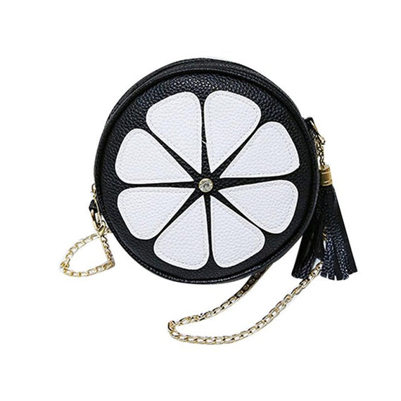 Fashion bags for Women Leather Chain Handbag