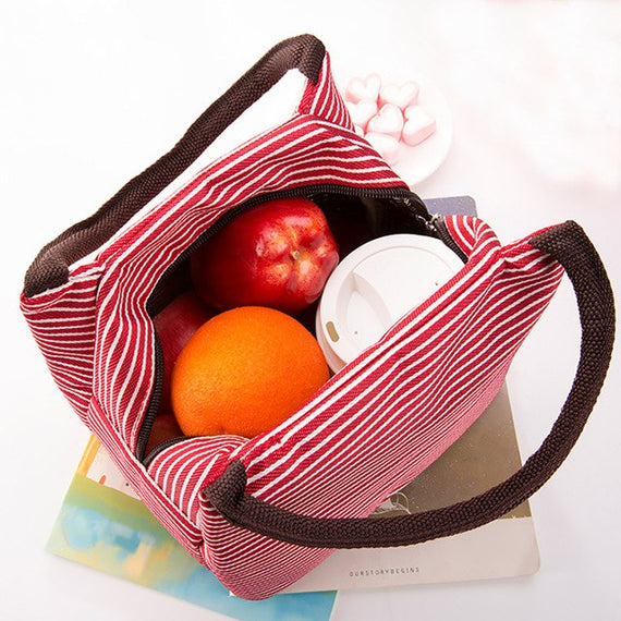 Fashion lunch bag Insulation Package Portable