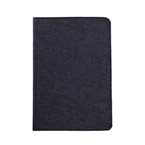 Fashion women men Travel Passport Holder Cover