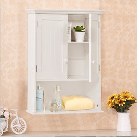 Wall Mount Bathroom Cabinet Modern Storage