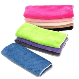 High Efficient Anti-grease Color Dish Cloth Bamboo