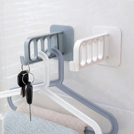 Household Clothes Hanger Nail-Free Paste Wall