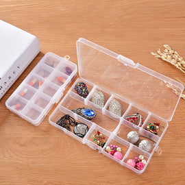 New Empty Storage Container Box Case for Nail Art