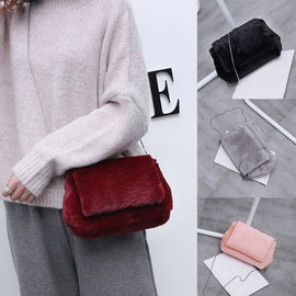 women messenger bags Fashion Solid