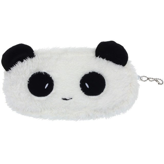 cute panda coin purse women zipper  Pencil