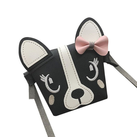 lovely bags for Children Cute Animal Bowknot