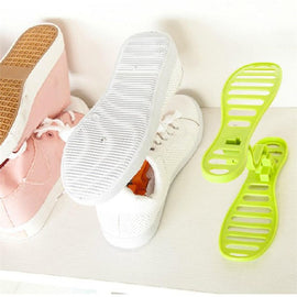 Shoes insole shape 1 Pair shoes Closet Storage