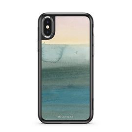 Winter Sunrise - Slate iPhone Case