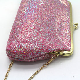 Women Messenger Bags mini Lady Shining bling bling