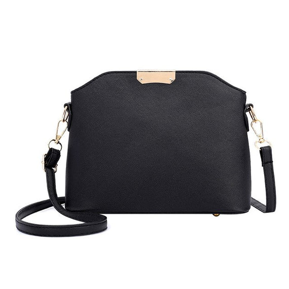 Women Messenger Bags Pure Color Messenger