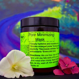 Organic Pore Minimizing Mask- Vegan skincare, high