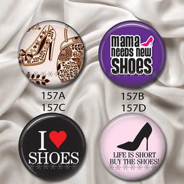 Love To Shop For Shoes - Interchangeable Magnetic