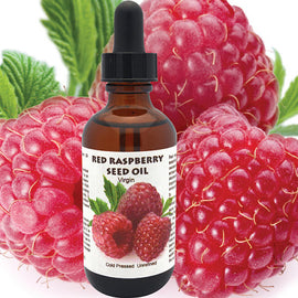 Virgin Red Raspberry Seed  Oil Organic (undiluted,