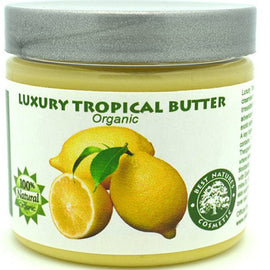 Organic Luxury Tropical Butter for beautiful,