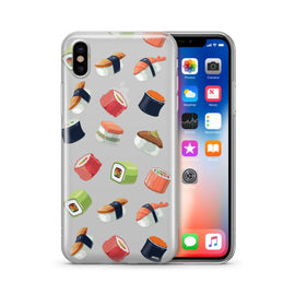 Sushi Lover - Clear Case Cover