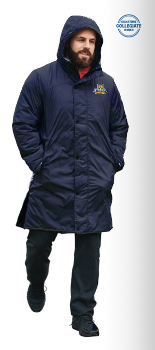 Insulated Bench Coat