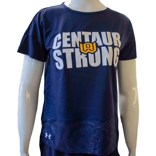 Women's Centaur Strong Locker Short Sleeve T-Shirt