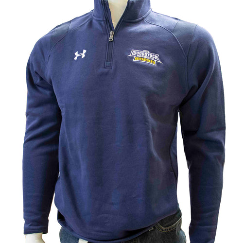 Men's Hustle Fleece Quarter Zip