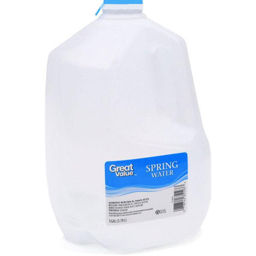 Gallon Spring Water
