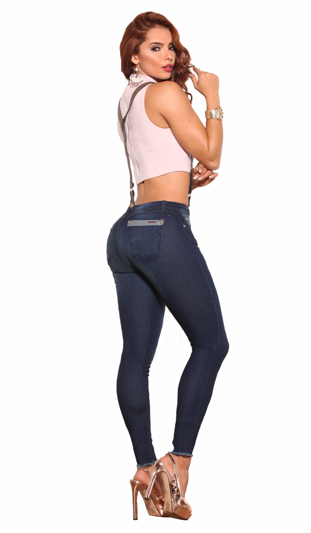 Jeans Colombianos 3562 - Public Style Levanta Pompa