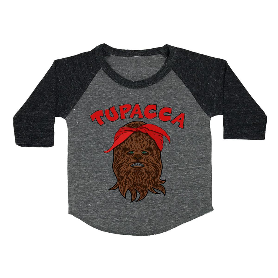 Tupacca Toddler Baseball Shirt
