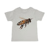 Bee Toddler Organic Tee Shirt