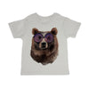 Bear Toddler Organic Tee Shirt