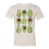 Avocados Adult Tee Shirt