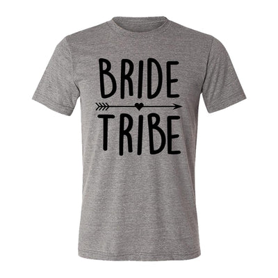 Bride Tribe Adult Tee Shirt