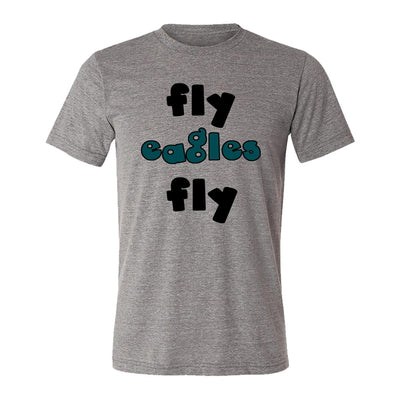 Fly Eagles Fly Adult Tee Shirt