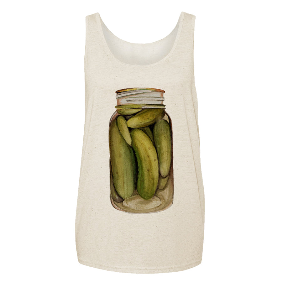 Pickle Jar Adult Tank