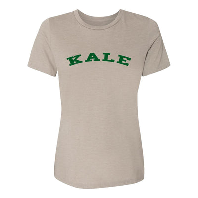 Kale Womens Tee Shirt