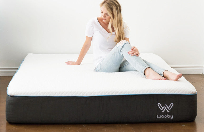 THE WOOBY MATTRESS