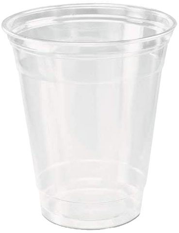 Clear Recyclable Cold Cups