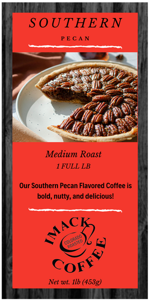Southern Pecan Flavored Coffee