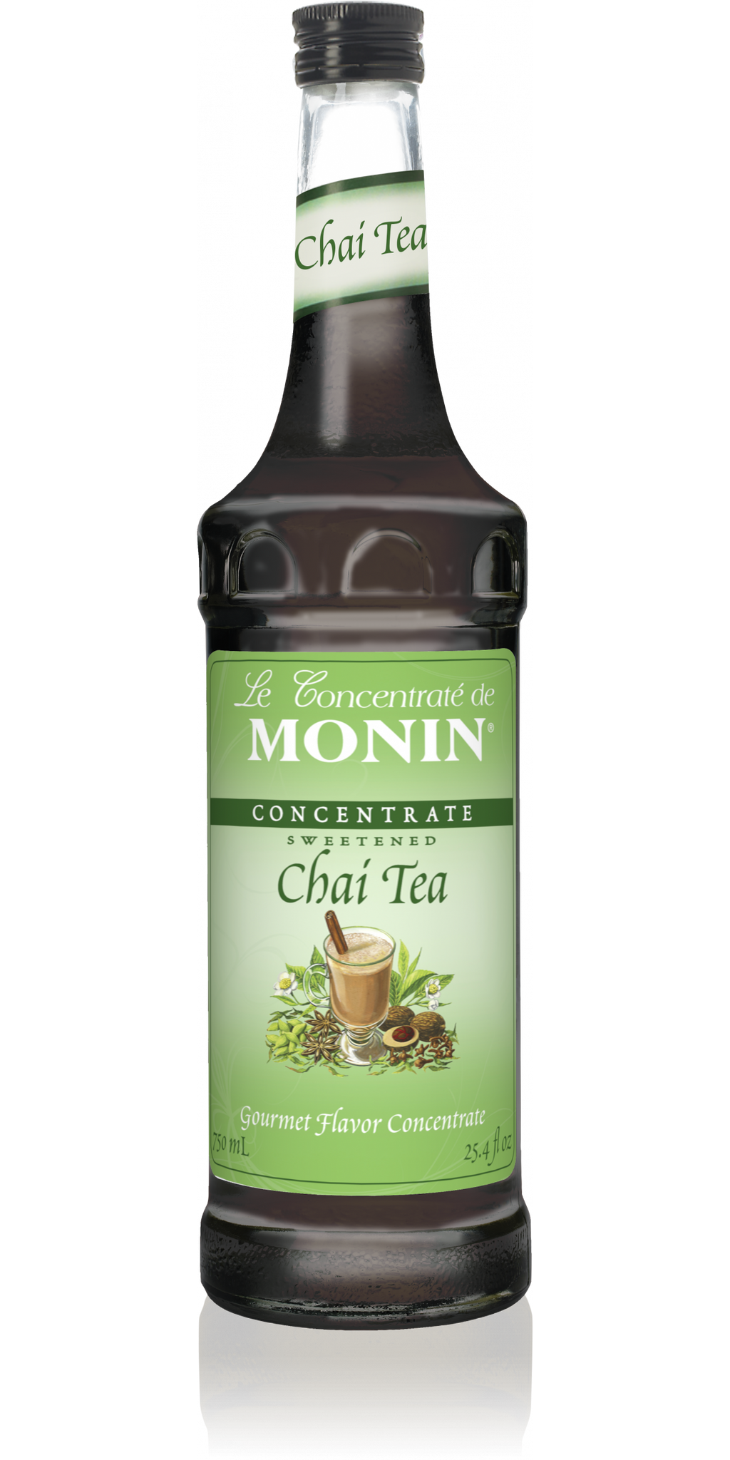 Monin Chai Tea Concentrate Syrup