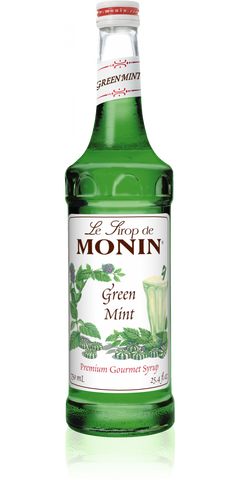 Monin Green Mint Syrup