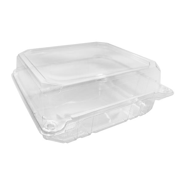 Clear Hinged Containers