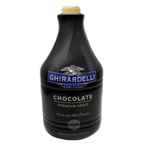 Ghirardelli Barista's Choice Dark Chocolate Sauce