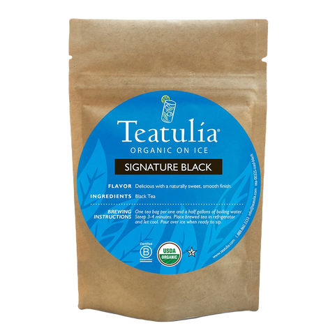 Teatulia Signature Black Iced Tea