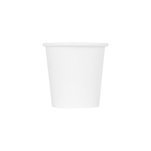 White Paper Hot Cup
