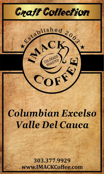 Colombian Excelso - Valle Del Cauca