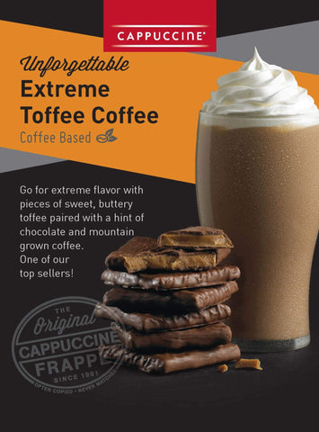 Cappuccine Extreme Toffee Mix