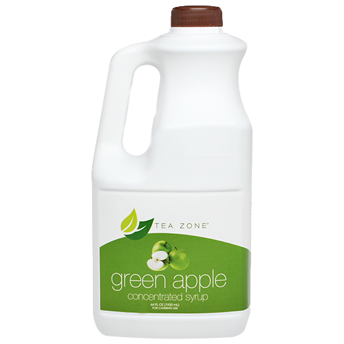 Tea Zone Green Apple Syrup