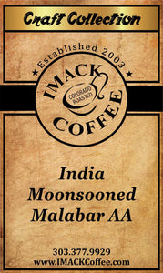 India - Moonsooned Malabar AA