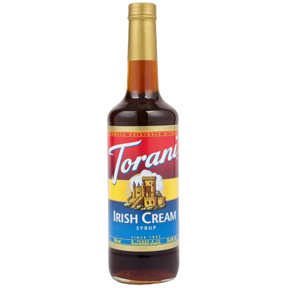 Torani Irish Cream Syrup