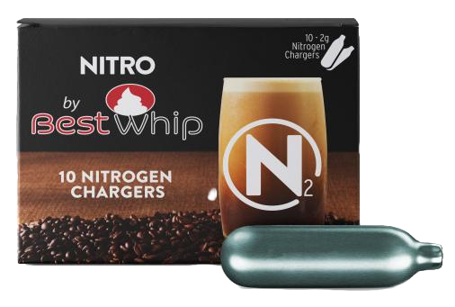 Best Whip Nitro Charger